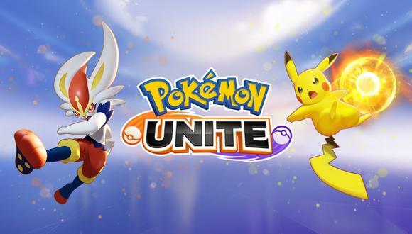 Pokemon Unite premiará a todos sus usuarios con Aeos Tickets.   Foto: Nintendo