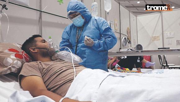 Aumentan muertes entre los jóvenes, por nueva variante del coronavirus. (GEC)