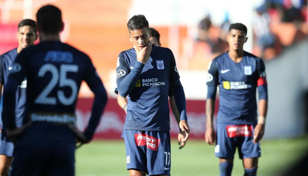 Alianza Lima vs Real Garcilaso, por la fecha 8 de Liga 1. (Foto: Fernando Sangama)