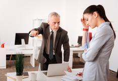 6 señales de que estás en un ambiente laboral tóxico
