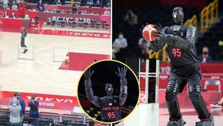 Robot deslumbra en Juegos Olímpicos de Tokio 2020