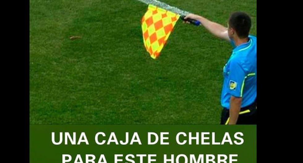 Memes de Perú vs Uruguay. (Fotos: Facebook/Twitter)