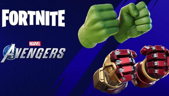 Fortnite: Pasos para obtener el pico 'Aplastadores de Hulk' gratis