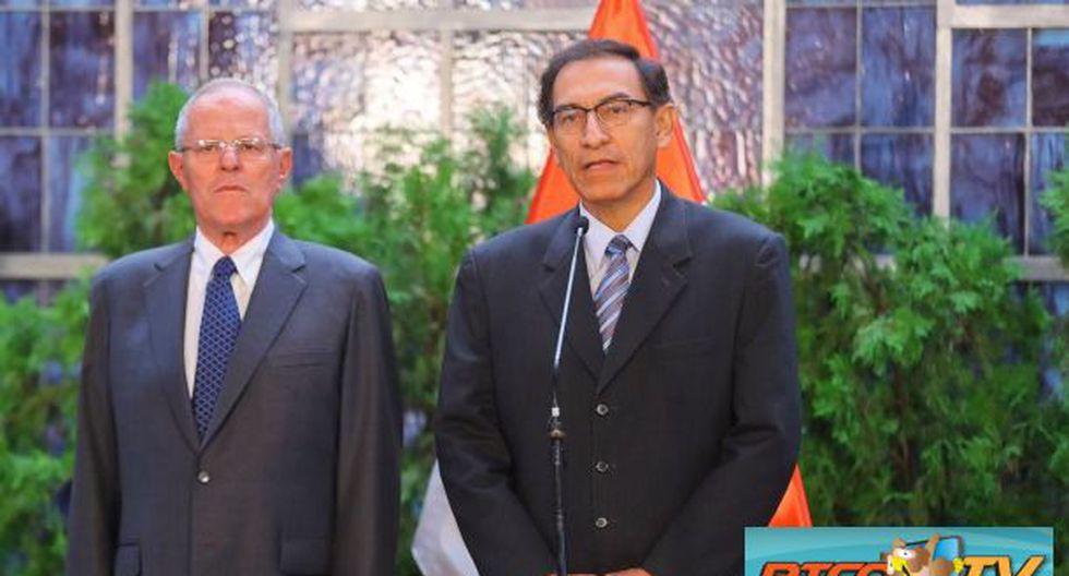 Martín Vizcarra renunció al MTC en medio de polémica.