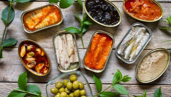 Podrás preparar unos deliciosos aperitivos con estas conservas (Foto: Freepik)