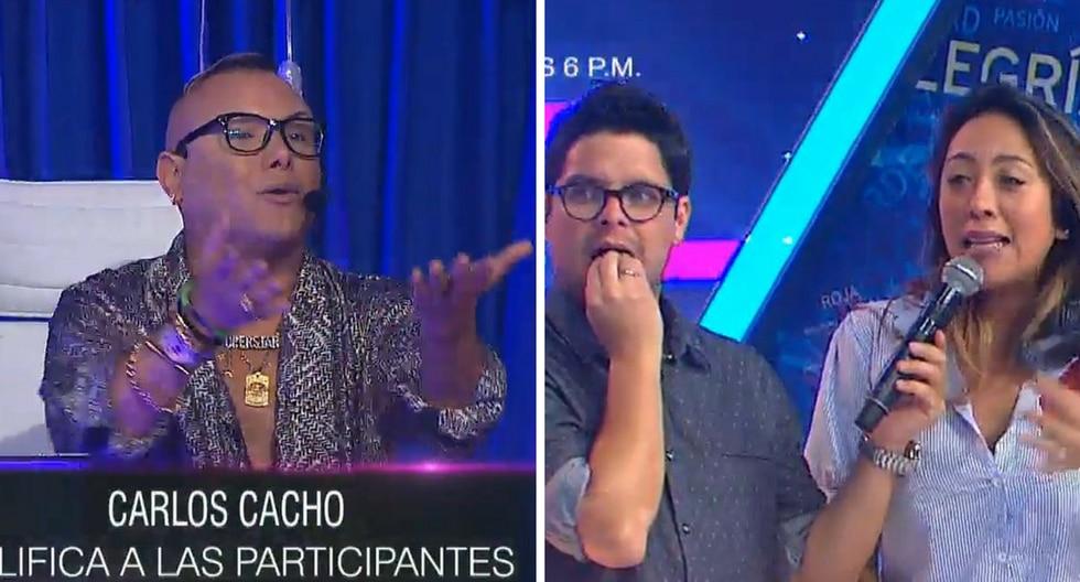 Carlos Cacho vs. Cathy Sáenz