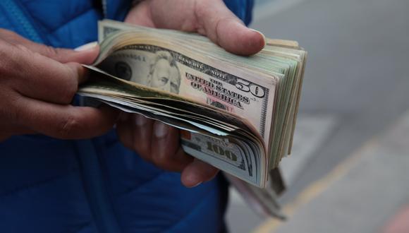Precio del dólar en México se cotiza a la baja. (Foto: GEC)