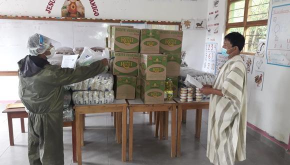 Cusco: Qali Warma llevará 189 toneladas de alimentos a comunidades nativas en La Convención