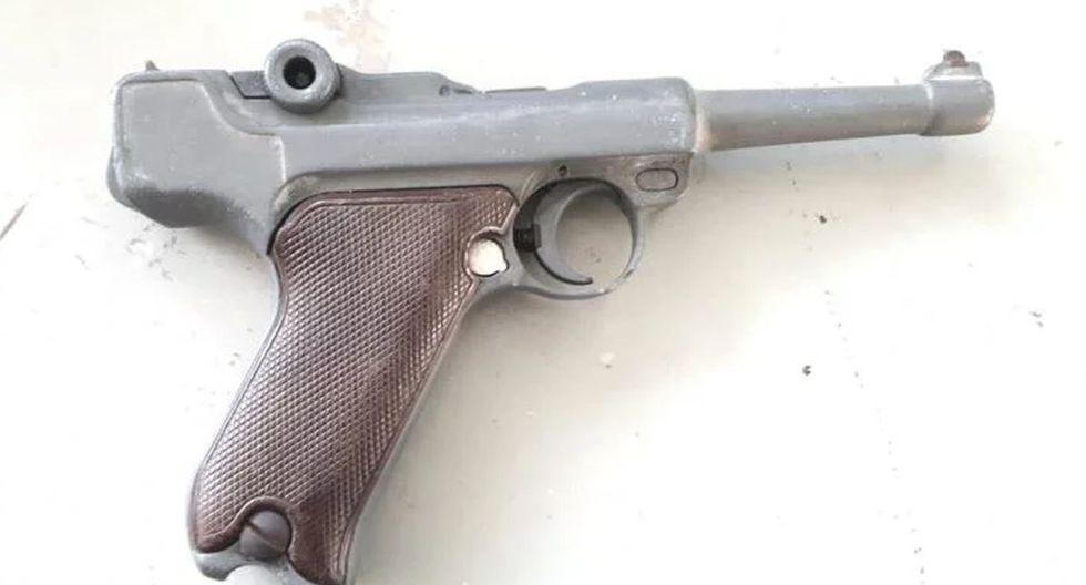 Rateros asaltaban con reliquia de la Segunda Guerra Mundial valorizada en más de 3 mil dólares