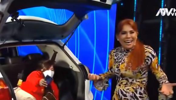 Magaly y Canchita Centeno se burlan de Yahaira y la llaman 'patética'