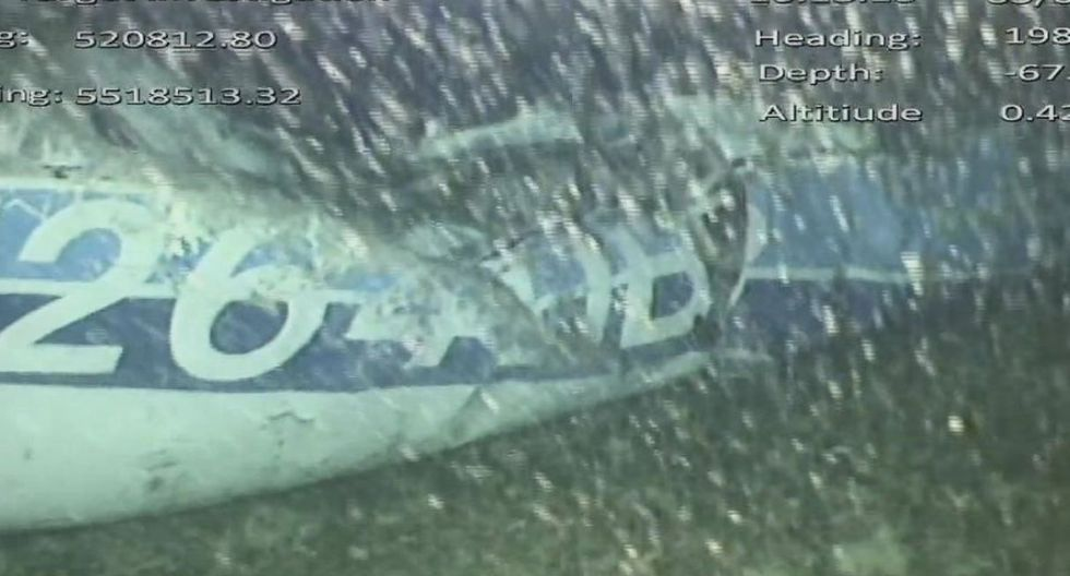 Foto: UK Air Accidents Investigation Branch