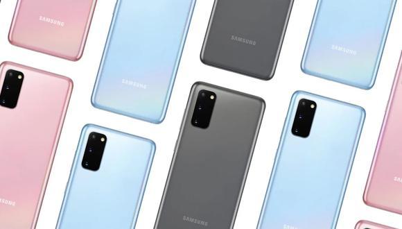 ¿Cuántas horas de grabación puedes grabar en el Samsung Galaxy S20 en formato 8K? (Foto: Samsung)