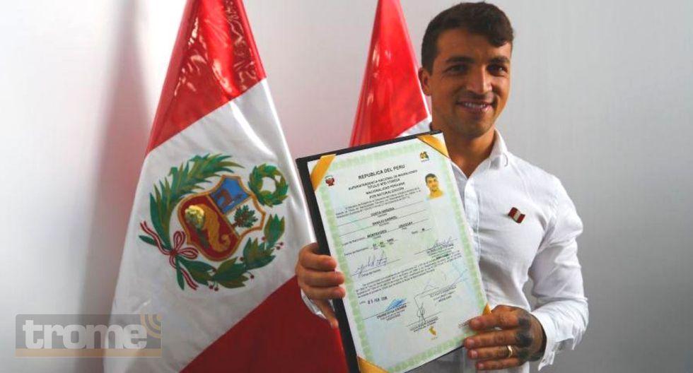 Gabriel Costa dijo esto sobre jugar las Eliminatorias Qatar 2022 con Perú
