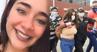 Gianella Ydoña: Su familia niega que droga y arma sean de ella y culpan a 'Plomo Plomo'