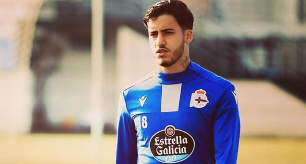 El exjugador rimense viene de jugar a préstamo en Deportivo La Coruña. (Foto: Deportivo La Coruña)