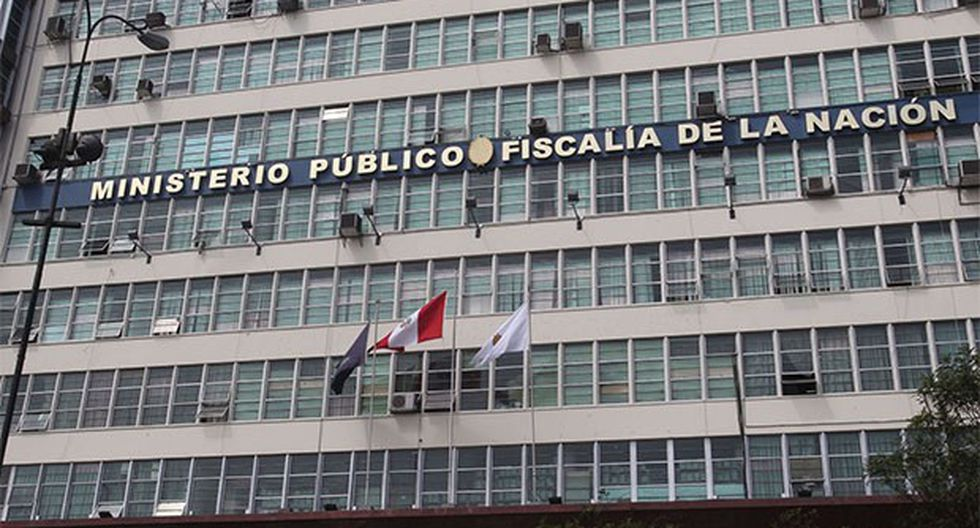 "Ministerio Público abre investigación a ""fuerza de choque"". (Foto: GEC)"