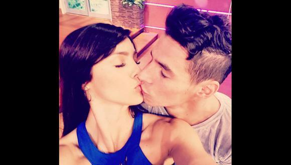 Paloma Fiuza y Facundo González