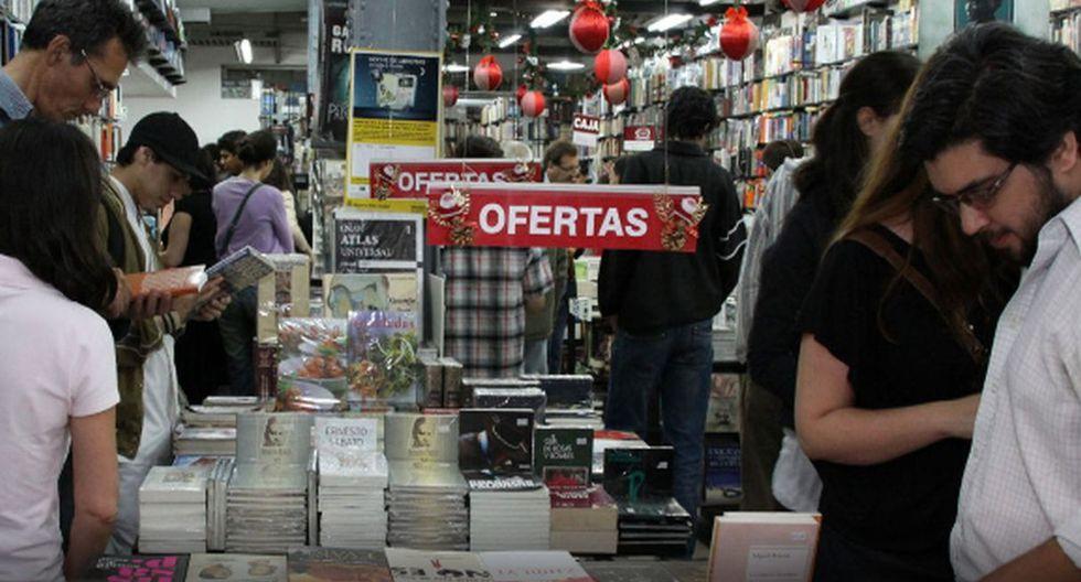 Principales librerías del país brindarán promociones en la semana Booketmanía. (Foto: Difusión)
