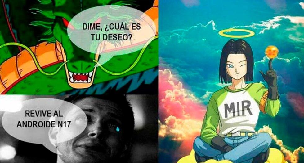 Androide 17 dejó  todo en el episodio 127 de 'Dragon Ball Super'.  Mira los divertidos memes que dejó el último episodio del anime.