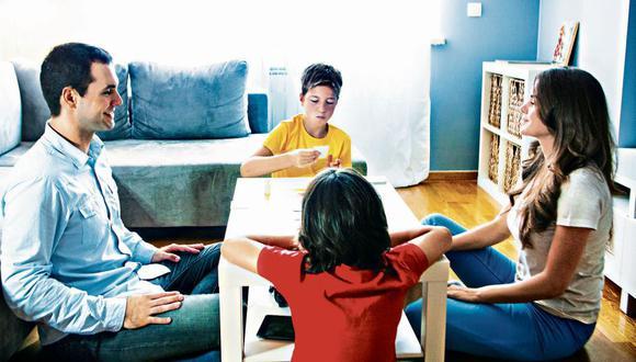Aprende a afianzar los lazos familiares durante la 'nueva normalidad'