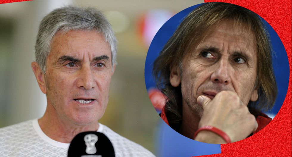 ¿Gareca seguirá siendo DT de Perú? ¿Se homenajeará a la selección? Habla Juan Carlos Oblitas. (Fotos: AFP/EFE/AP)