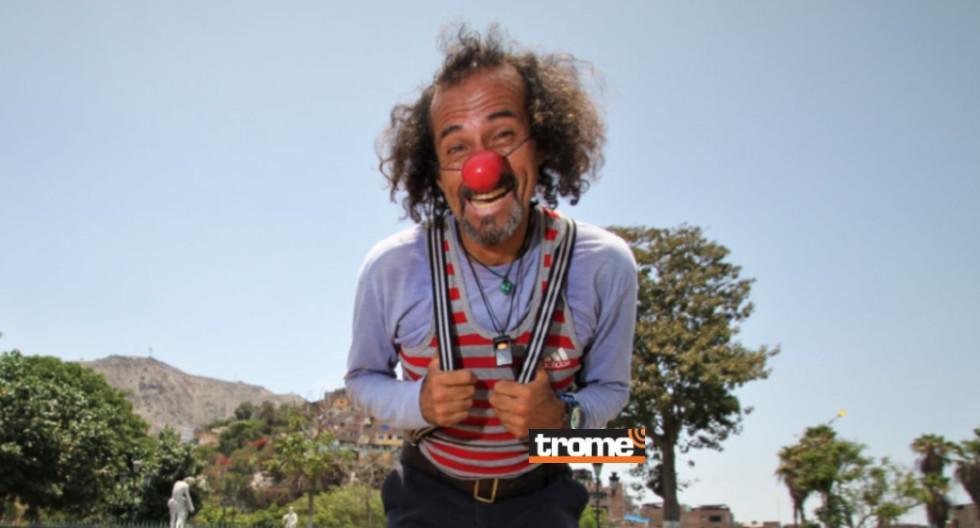 El 'Tío Machín' se recursea y hace reír en las calles y las redes sociales imitando al querido personaje de Pataclaun | VIDEOS Y FOTOS