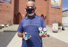 """SJL: """"¡Por favor devuélvannos las máquinas! Necesitamos seguir ayudando a la gente con balones de oxígeno"""", dijo sacerdote"""