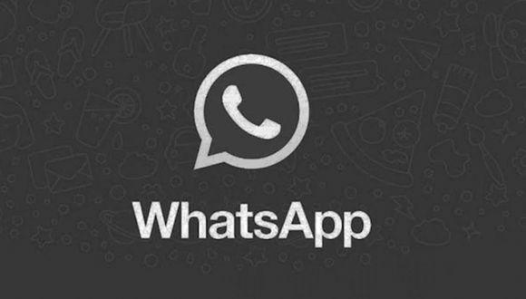 """¿Quieres activar el """"modo oscuro"""" de WhatsApp? Así es como se podrá obtener el famoso Dark Theme. (Foto: WhatsApp)"""