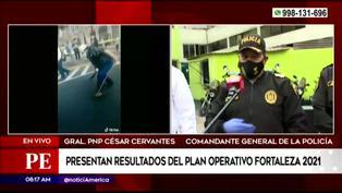 """Policía tras marchas de ronderos con machetes: """"Vamos actuar firmemente, no se va permitir que utilicen estos objetos contundentes"""""""