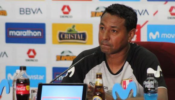 Nolberto Solano, ex capitán de la selección peruana