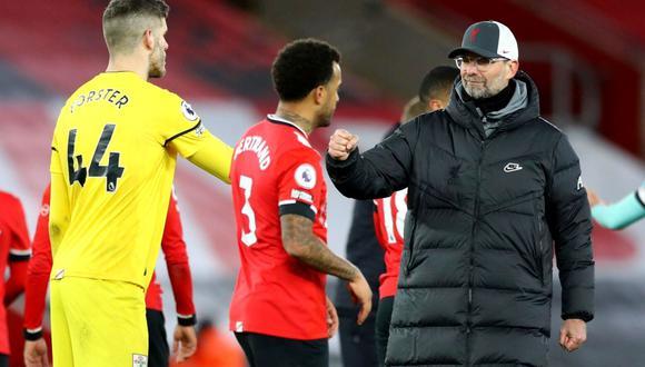 Jürgen Klopp dio lección de sencillez a joven jugador (Foto: AP)