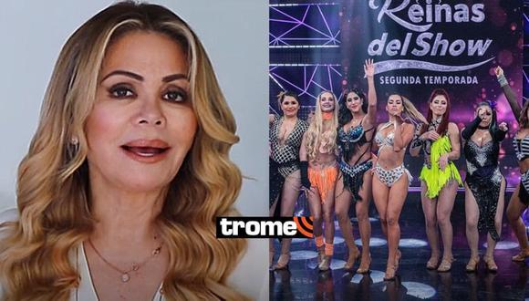 'Reinas del Show': ¿Qué programa emitieron en reemplazo del reality de Gisela Valcárcel?