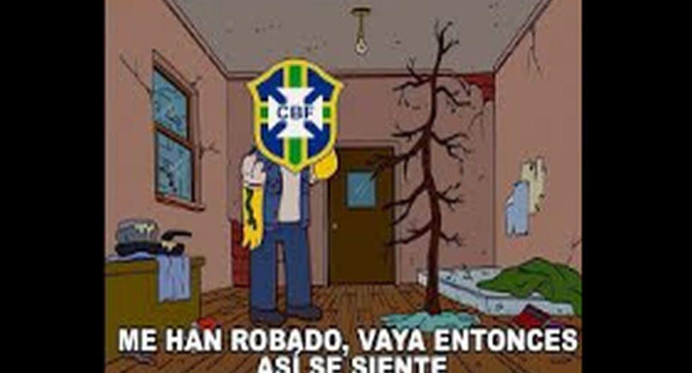 Memes de Gabriel Jesús tras ser expulsado en la Copa América 2019.