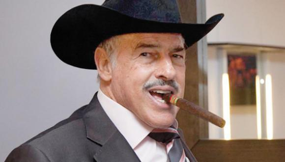 Andrés García, de 79 años, es uno de los actores más exitosos y reconocidos de Latinoamérica. (Foto: Televisa)