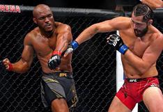 Jorge Masvidal fue noqueado por Kamaru Usman en el round 2 y perdió su oportunidad por el título | VIDEO