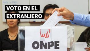 Elecciones Perú 2021: ¿cuántos peruanos votarán en el extranjero?