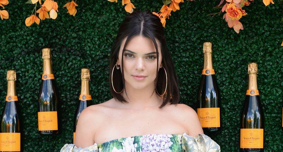 Las fotos que sube Kendall Jenner suelen volverse virales rápidamente.  (AFP)