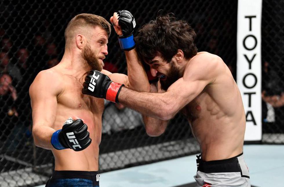(UFC News)