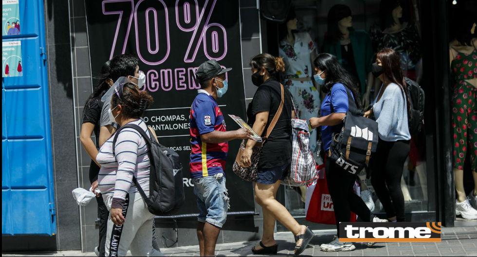 Gamarra: Con ofertas y hasta remates impulsan su campaña navideña y piden ampliación de aforo para recibir a 200 mil visitantes al día   FOTOS