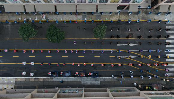 También se recuperaron espacios públicos ocupados por vendedores informales de manera progresiva (Foto: MML)