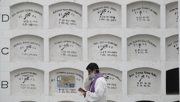 El número de fallecidos aumentó este miércoles. (Foto: GEC)