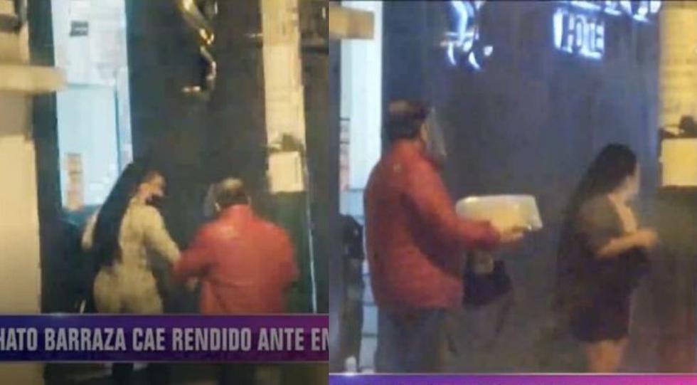 Paloma de la Guarcha y el Chato Barraza salen premiados de hotel
