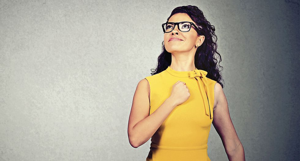 Las mujeres somos cada día más empoderadas y no se rinden fácilmente.