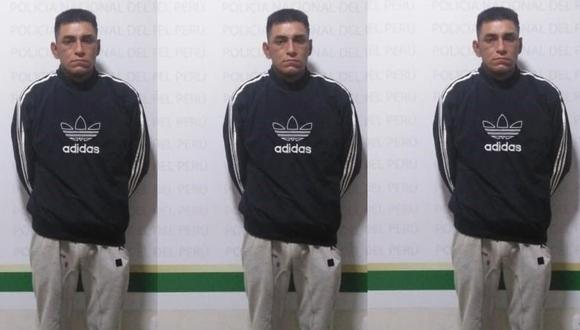 La Libertad: Jhonatan Junior Rojas Pérez (36)  fue detenido tras asesinar a puñaladas en el interior de su casa a la actual pareja de su exconviviente.