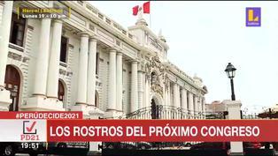 Vizcarra, Nano Guerra García y Sigrid Bazán virtuales congresistas por Lima Metropolitana
