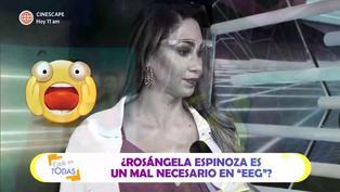 "Melissa Loza sobre regreso de Rosángela a EEG: ""Me sorprende que el Tribunal esté tan flexible"""