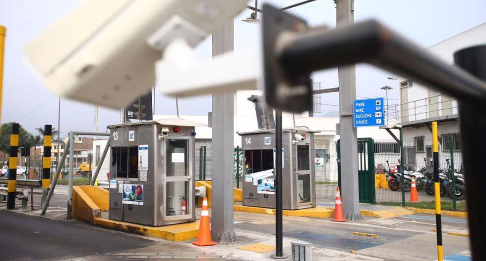La Municipalidad de Lima se pronunció sobre suspensión de cobro de peaje de la Av. Separadora Industrial. (Foto: GEC)