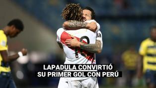 Selección peruana: La emotiva publicación de Gianluca Lapadula tras anotar su primer gol con la 'bicolor'