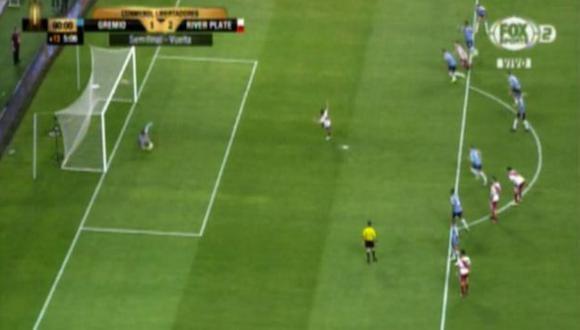 Gol 2 de River Plate