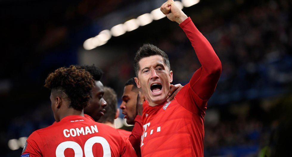 Bayern Munich vs. Chelsea por Champions League